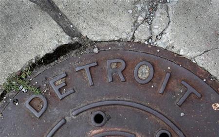After Detroit, muni bonds are safe, but no slam dunk